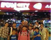 Excursion to Fun city 2019-Remedial children